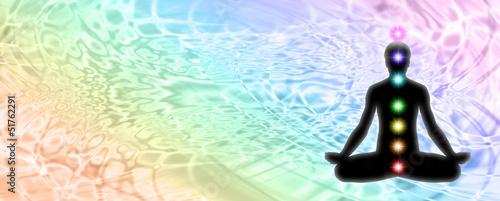 Lotus Position Meditation Website Header