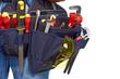 Tool belt. Construction and renovation.