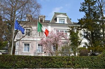 Italian Consulate in Basel, Switzerland