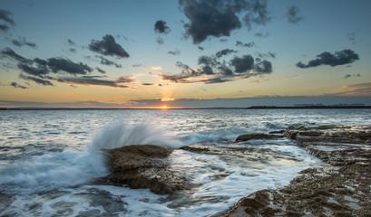Sunset at La perouse, Sydney