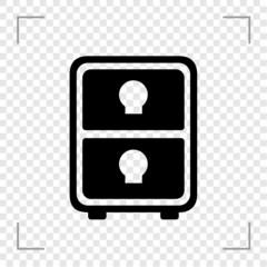 Safe Drawer Icon