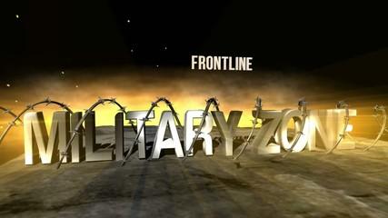 Military Zone Frontline