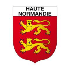 Blason Haute-Normandie