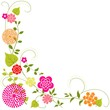 Flower Background - Spring Illustration