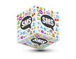 CUBE 3D SMS