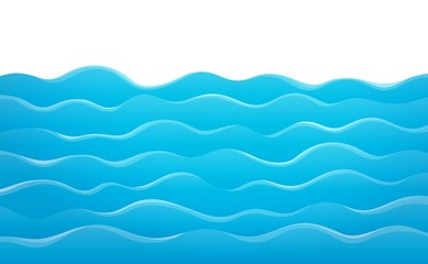 Waves theme image 8