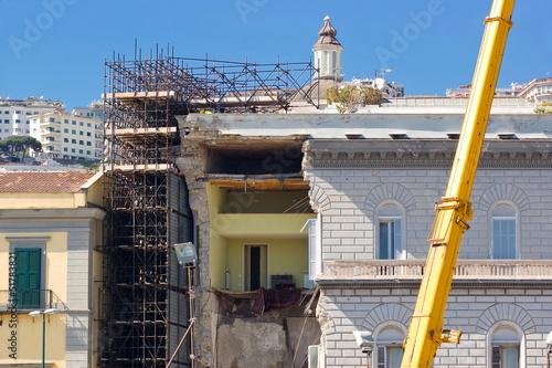 Palazzo crollato - 51783821