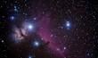 Leinwandbild Motiv horsehead nebulae