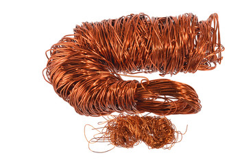 Copper wire for scrap