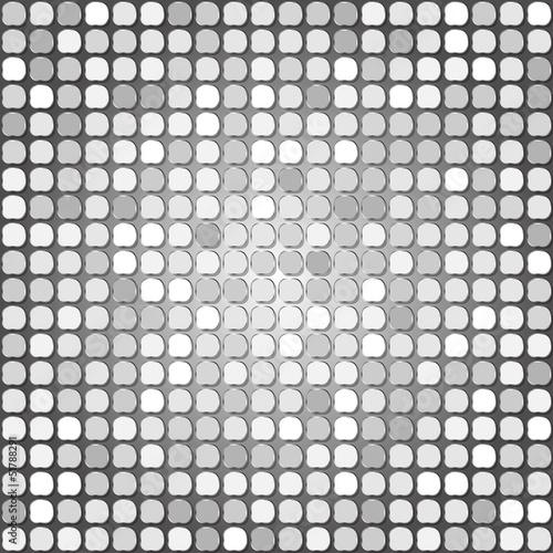szary mozaika
