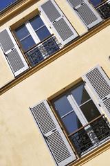 fenêtres anciennes