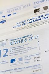 Déclaration de revenus 201