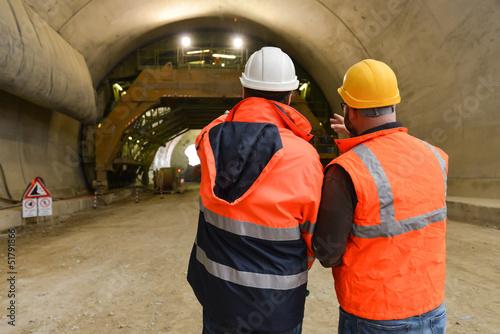 Aluminium Tunnel Lavori in galleria