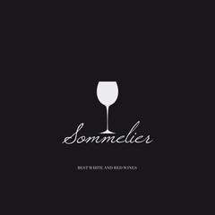 Copertina per il menu dei vini