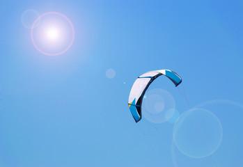 sun and kite