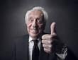 happy grandpa