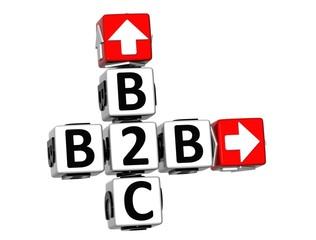 3D B2B B2C Crossword