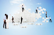 Teamwork in the cloud