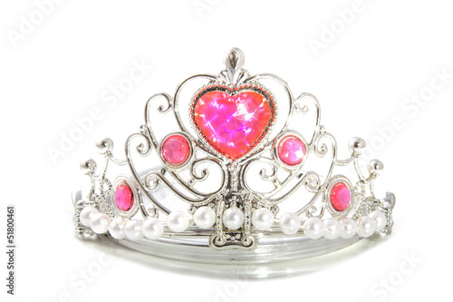 Shiny crown