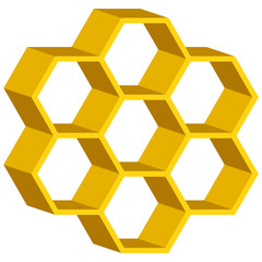 Honeycomb symbol
