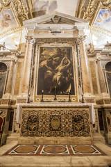 Gaeta Cripta Chiesa Quarto