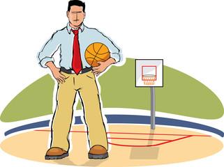 Sketchy coach
