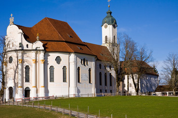 wieskirche sancturary