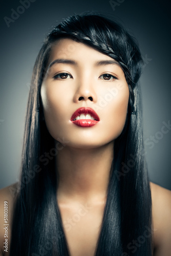 Beautiful Asian Woman
