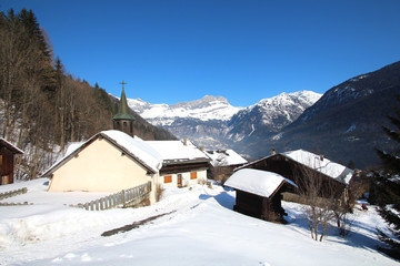 France - Vaudagne (Haute-Savoie)