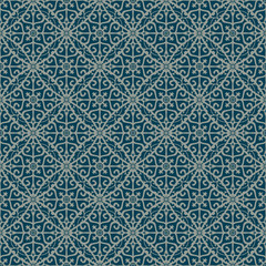 Blue and Gray Colors Plaid Pattern. Korean traditional Pattern D
