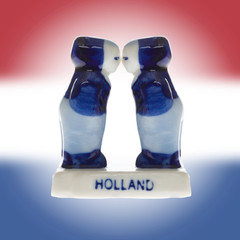 Dutch souvenir as a symbol of Holland