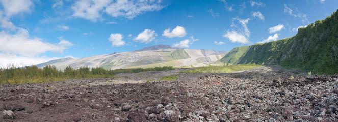 volcan du Piton de la Fournaise, Réunion