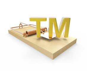 Mousetrap with Trademark symbol
