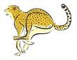 guepardo corriendo 2