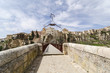 Bridge Across the Huecar Gorge to Cuenca