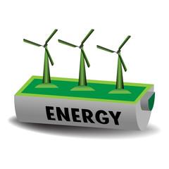 Creating energy