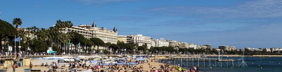 Cannes panorama