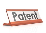 Patent table tag