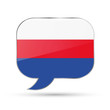 russia speech bubble