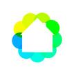 Haus Farbkonzept 3D