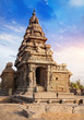 Shore temple in Mamallapuram