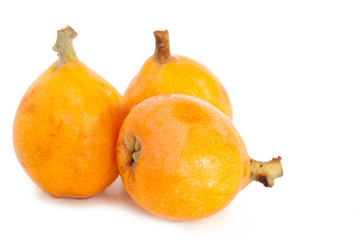 Loquats isolated_IV
