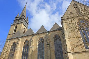Bad Driburg: Pfarrkirche (1894-97,Nordrhein-Westfalen)