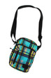 Fashion checkered handbag