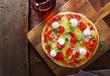 Gourmet Italian pizza