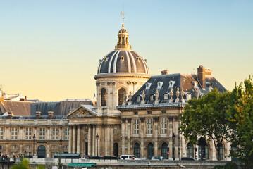 Palais de l'Institut Academie Francaise, Paris, France