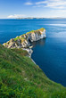 Cliff in Northern Ireland