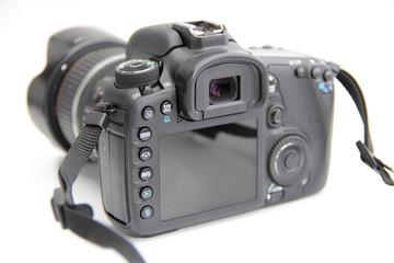 eine neue Spiegelreflexkamera
