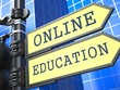 Business Concept.  Online Educ...