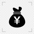 Yen Moneybag Icon